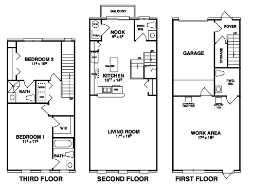 Week08 for Retail apartment plans