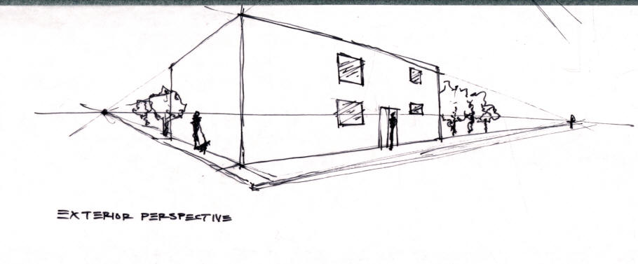 02 page for Exterior 2 point perspective